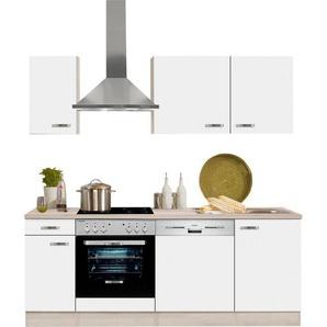 OPTIFIT Küchenzeile ohne E-Geräte »Faro«, Breite 210 cm
