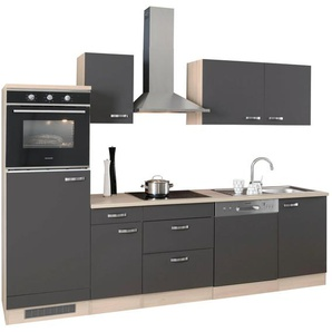 OPTIFIT Küchenzeile ohne E-Geräte »Faro«, Breite 270 cm