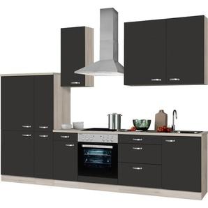 OPTIFIT Küchenzeile »Faro«, ohne E-Geräte, Breite 300 cm