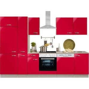 Optifit Küchenzeile ohne E-Geräte »Faro«, Breite 300 cm
