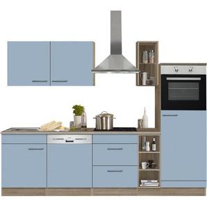 OPTIFIT Küchenzeile »Kalmar« mit E-Geräten, Breite 270 cm