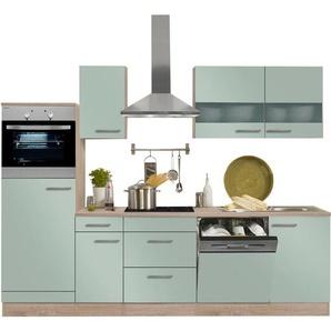 OPTIFIT Küchenzeile mit E-Geräten »Kalmar«, Breite 270 cm