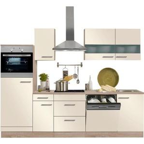 OPTIFIT Küchenzeile ohne E-Geräte »Kalmar«, Breite 270 cm