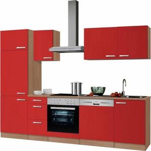 OPTIFIT Küchenzeile, (Set, 16 tlg), Breite 270 cm