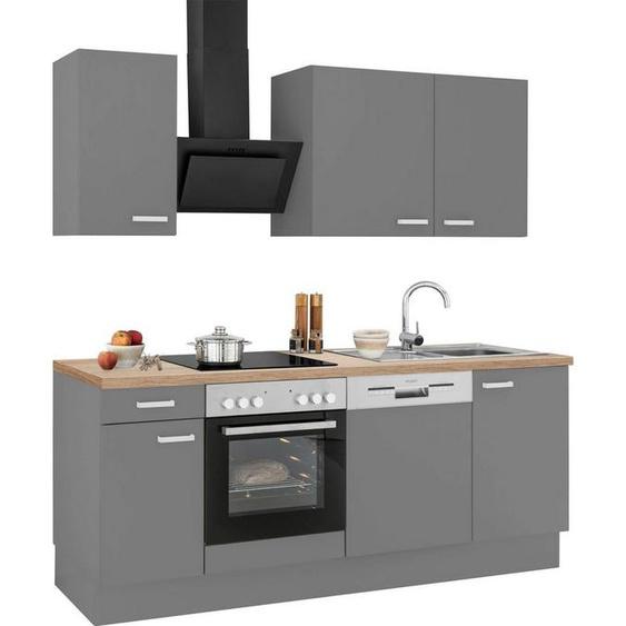 OPTIFIT Küchenzeile »Parma«, ohne E-Geräte, Breite 210 cm