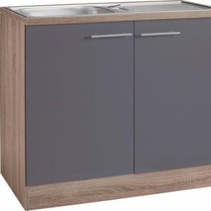 OPTIFIT Spülenschrank Korfu