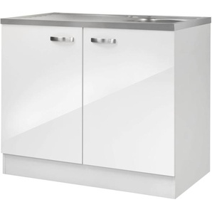 OPTIFIT Spülenschrank Lagos