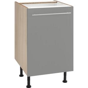 OPTIFIT Unterschrank »Bern« 50 cm breit, mit 1 Tür mit höhenverstellbaren Füßen, mit Metallgriff
