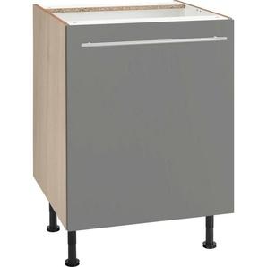 OPTIFIT Unterschrank »Bern« 60 cm breit, mit 1 Tür mit höhenverstellbaren Füßen, mit Metallgriff