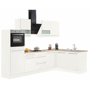 OPTIFIT Winkelküche »Bern«, ohne E-Geräte, Stellbreite 285 x 175 cm