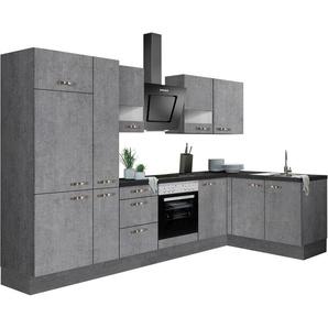 OPTIFIT Winkelküche »Cara«, ohne E-Geräte, Stellbreite 315 x 175 cm