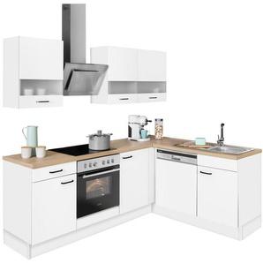 OPTIFIT Winkelküche »Elga«, ohne E-Geräte, Stellbreite 225 x 175 cm
