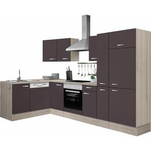 Optifit Winkelküche ohne E-Geräte »Faro«, Breite 300 x 175 cm
