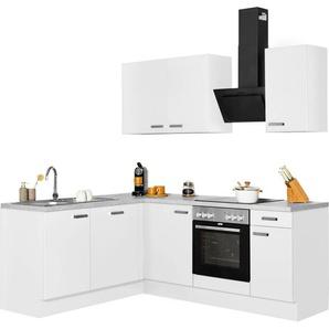 OPTIFIT Winkelküche »Parma«, ohne E-Geräte, Stellbreite 215x175 cm