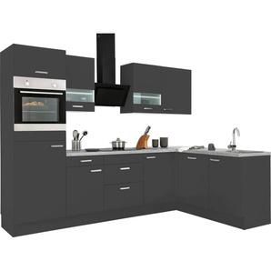 OPTIFIT Winkelküche »Parma«, ohne E-Geräte, Stellbreite 285 x 175 cm