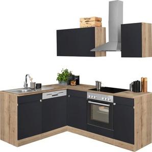 OPTIFIT Winkelküche »Roth«, ohne E-Geräte, Stellbreite 210 x 175 cm