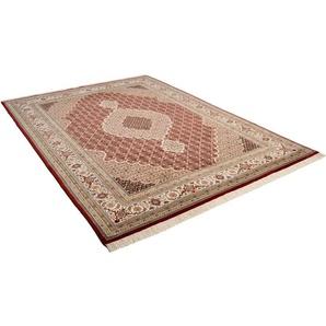 Orientteppich »Mahi Tabriz«, THEKO, rechteckig, Höhe 12 mm, von Hand geknüpft