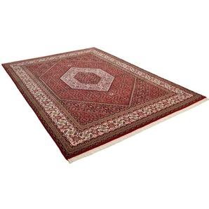 Orientteppich »Sirsa Seta«, THEKO, rechteckig, Höhe 12 mm, von Hand geknüpft