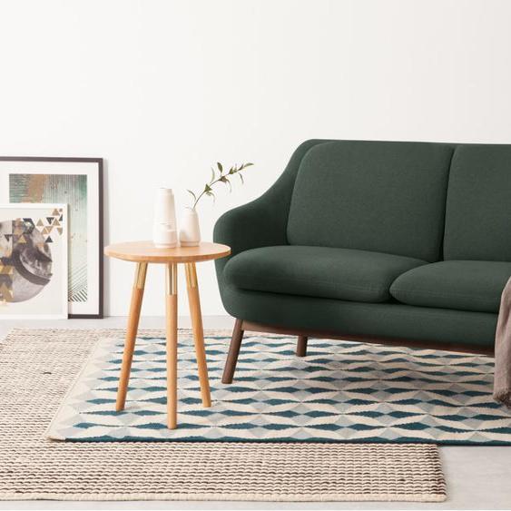 Oslo 2-Sitzer Sofa, Waldgruen