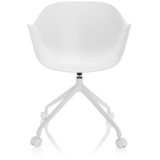 OSLO - Home Office Bürostuhl Weiß