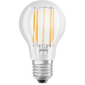 OSRAM LED-Lampe LED RETROFIT CLASSIC A 94 E27 11 W klar