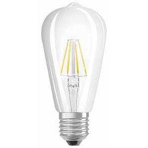 OSRAM LED-Lampe LED RETROFIT CLASSIC EDISON E27 6,5 W