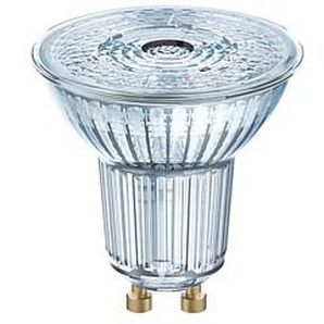 OSRAM LED-Lampe LED STAR PAR16 80 GU10 6,9 W klar