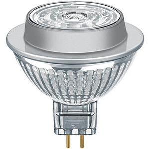 OSRAM LED-Lampe LED SUPERSTAR MR16 50 GU5,3 7,8 W klar