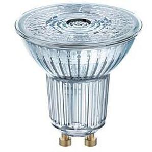 OSRAM LED-Lampe LED SUPERSTAR PAR16 80 GU10 8 W klar