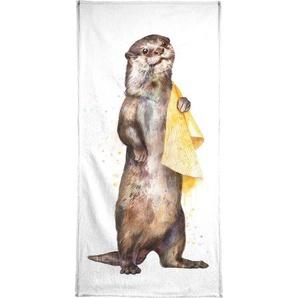 Otter - Strandtuch