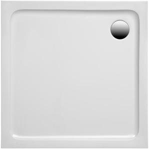 Ottofond Quadratische Duschtasse 80 x 80 cm weiß