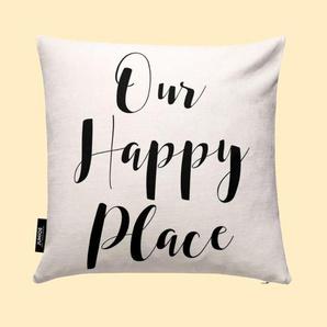 Our Happy Place -  Kissen