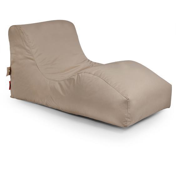 Outbag Sitzsack, Braun, Polyester