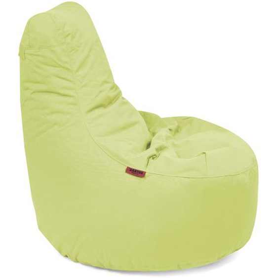 Outbag Sitzsack, Limone, Stoff