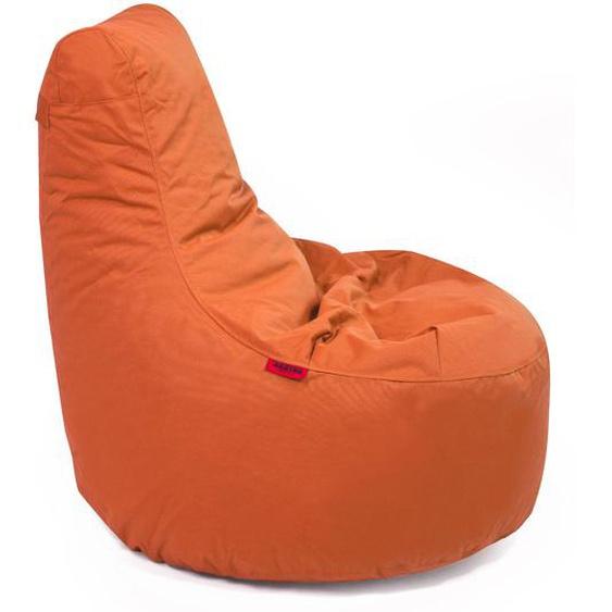 Outbag Sitzsack, Orange, Stoff
