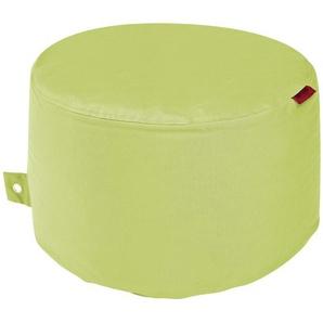 Sitzsack  Rock Plus ¦ grün ¦ Maße (cm): H: 35 Ø: [60.0] Garten  Auflagen & Kissen  Outdoor-Sitzsäcke » Höffner