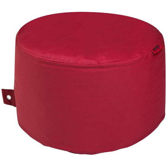 Outbag Sitzsack  Rock Plus ¦ rot Ø: 60