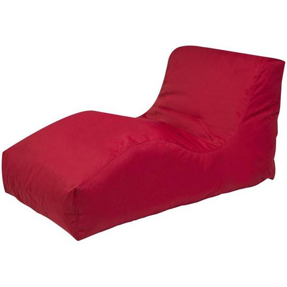 Outbag Sitzsack - rot | Möbel Kraft