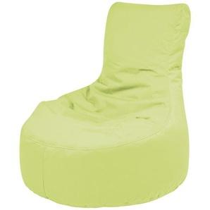 Sitzsack  Slope Plus ¦ grün ¦ Maße (cm): B: 85 H: 90 T: 85 Garten  Auflagen & Kissen  Outdoor-Sitzsäcke » Höffner