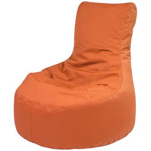 Sitzsack  Slope Plus ¦ orange ¦ Maße (cm): B: 85 H: 90 T: 85 Garten  Auflagen & Kissen  Outdoor-Sitzsäcke » Höffner