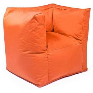OUTBAG Valley Sitzsack Sessel PLUS Orange