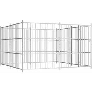 Outdoor-Hundezwinger 300×300×185 cm