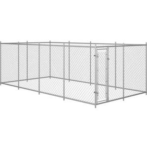 Outdoor-Hundezwinger 8x4x2 m