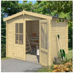 Outdoor Life Products Gartenhaus »Chicago«, BxT: 262x250 cm
