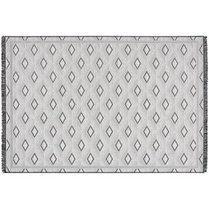 Webteppich  Tweed ¦ grau ¦ 100% Polypropylen ¦ Maße (cm): B: 160 Teppiche  Auslegware » Höffner