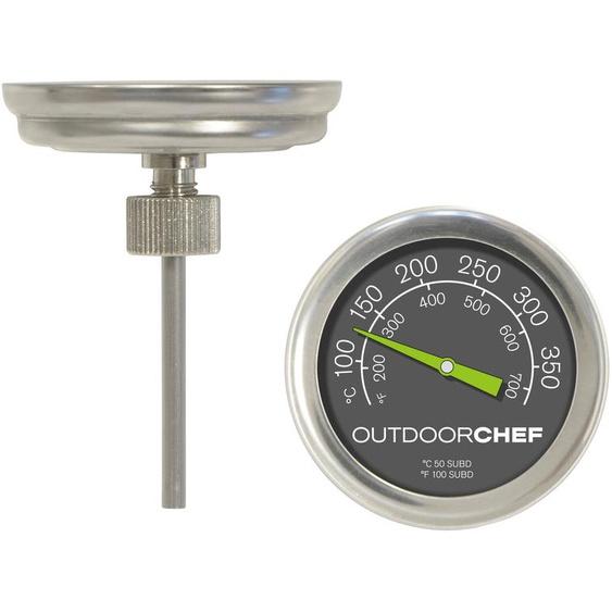 OUTDOORCHEF Grillthermometer Standard Einheitsgröße grau Grillbesteck Grillzubehör Haushaltswaren