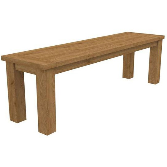 OUTLIV. Oxford 3-Sitzerbank 150cm Recycled Teak Braun