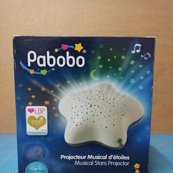 Pabobo Musikalisches Nachtlicht Und Wiegenlied