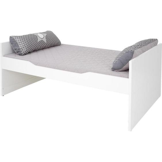 Paidi Bett , Weiß , 120 cm