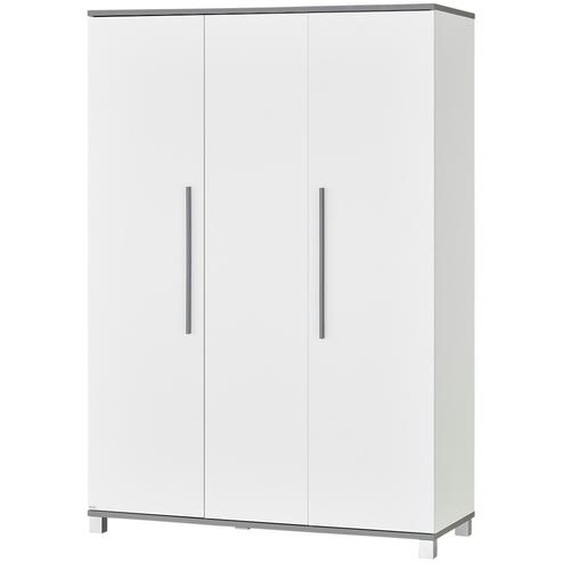 PAIDI Kleiderschrank 3-türig  Kalea - weiß - 135,3 cm - 195,9 cm - 55,6 cm | Möbel Kraft